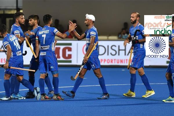 sai and hockey india to create high performance centers