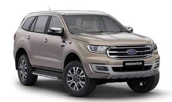 2020 ford endeavour bs6 launched in india