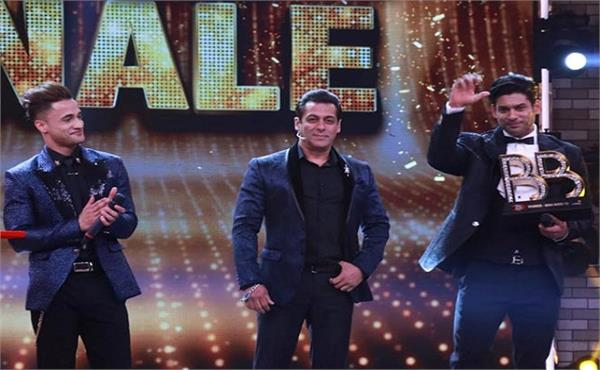 bigg boss 13 grand finale trp record
