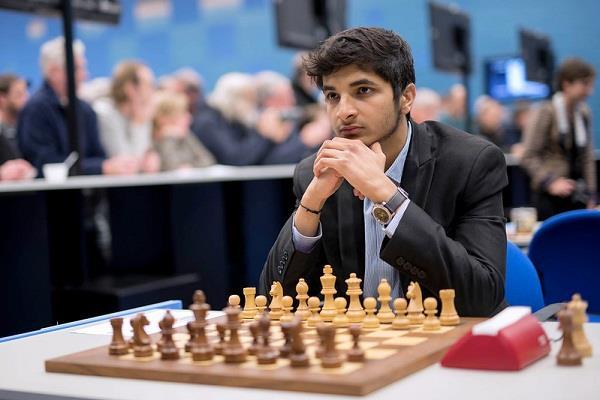 vidit gujrathi  chess  good performance