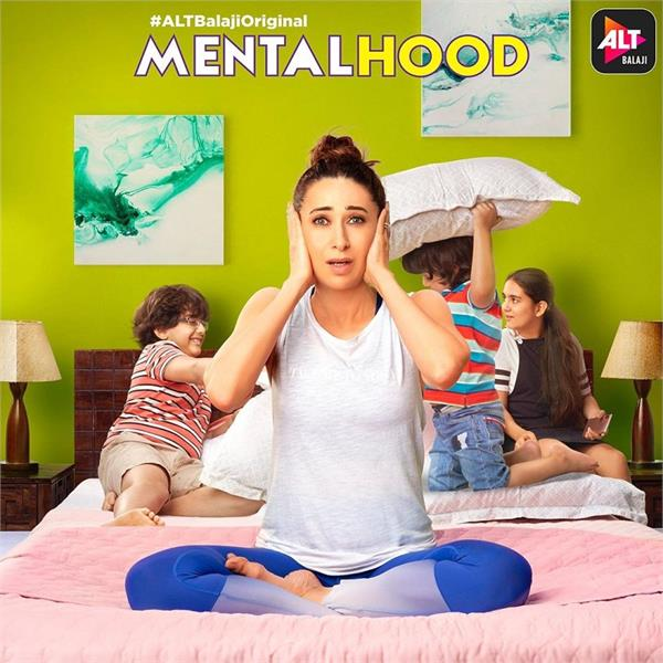 mentalhood  karisma web series to release in march