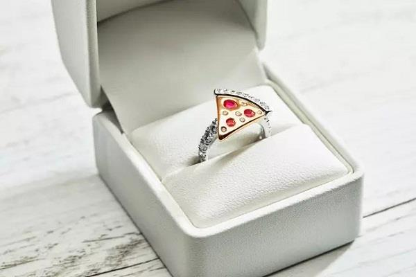 domino australia  diamond ring
