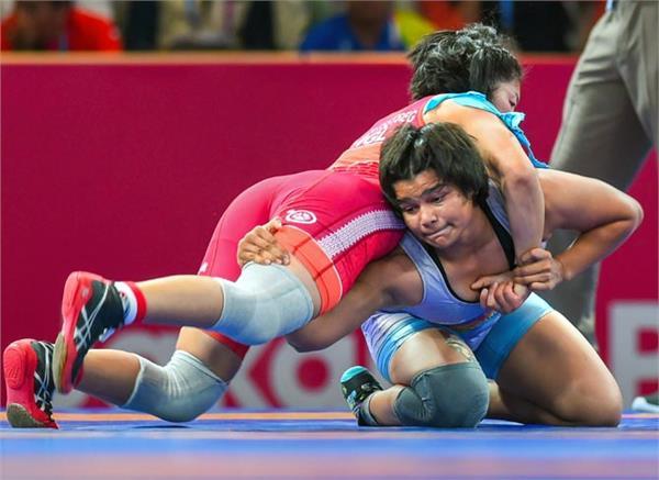 divya won gold three and indian women wrestler in final