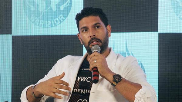 yuvraj made a big statement on india and pakistan match