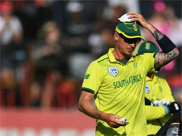 dale steyn is out of the national list