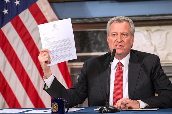 new york will have ventilator shortage in few days  mayor