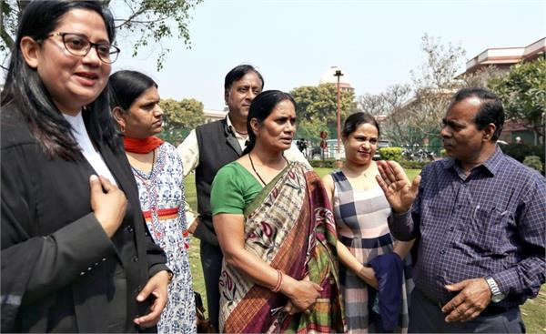 nirbhaya mother get peace of daughter after 7 years pleading guilty