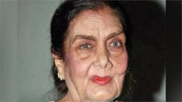 legendary actress of bollywood nimmi passed away in mumbai