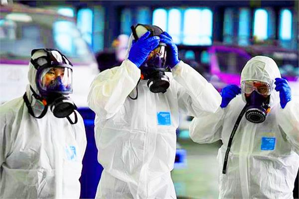 corona virus 2 suspected admitted in pgi
