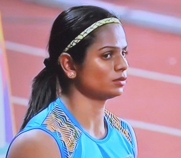dutti chand  gold medal