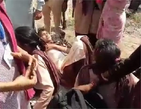 school van accident viral video
