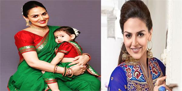 esha deol addresses postpartum depression post miraya s birth