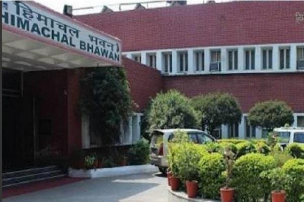 himachal building opened for students trapped in chandigarh