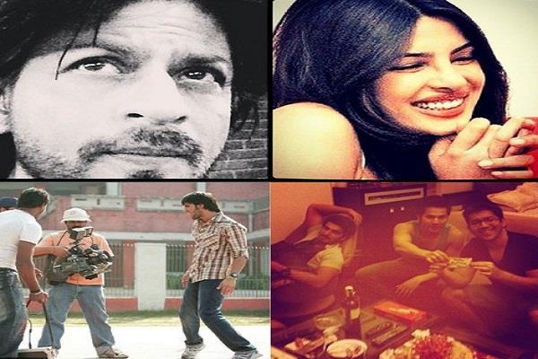 instagram debut photo of pm modi ranveer shah rukh deepika alia salman