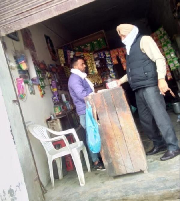 curfew  shopkeeper  case registered