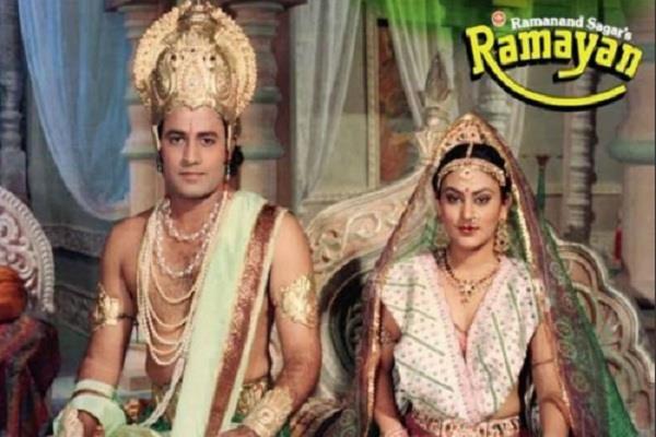 mahabharata and ramayana returning to doordarshan
