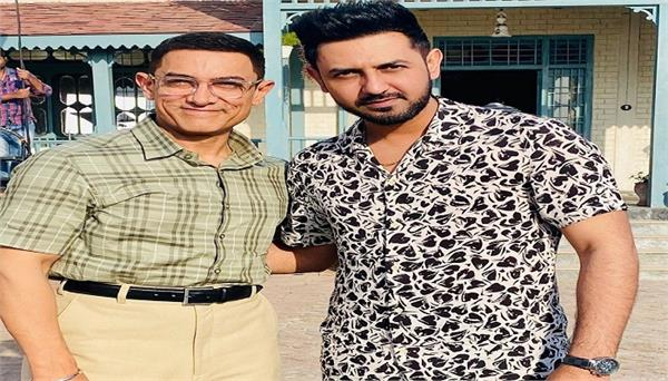 gippy grewal reveals about aamir khan  s film   lal singh chadda
