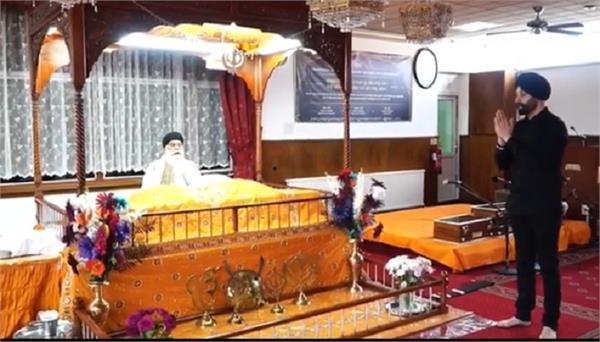 sukshinder shinda prays for coronavirus affected people