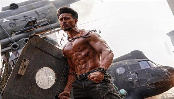 baaghi 3 takes biggest opening   1st day box office collection