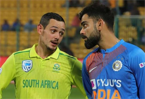 bcci csa announce the rescheduling of india vs south africa odi series
