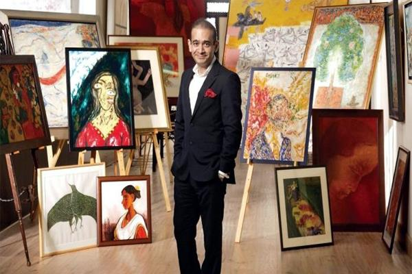 court refuses to auction of paintings seized from nirav house
