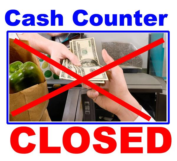 cash counters close to 31 march electricity bills