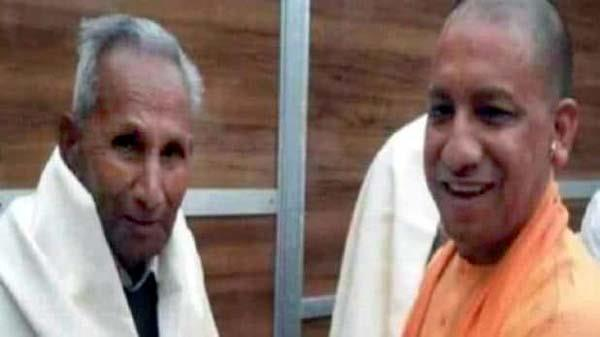 cm yogi adityanath  s father in critical condition  admitted to aiims