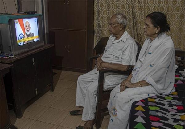 care of the elderly living in lockdown
