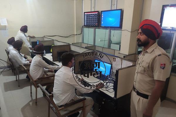 mohali police covid control app