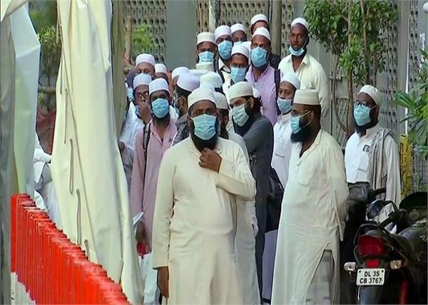 covid 19 tablighi jamaat tested positiv flees up hospital