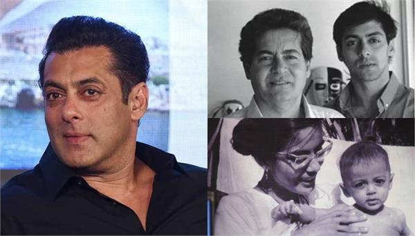 bollywood actor salman khan burnt his father salim khan salary in childhood