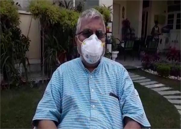 corona virus dr dharamveer gandhi patiala captain amarinder singh