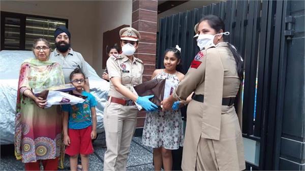 coronavirus jalandhar curfew birthday celebration police
