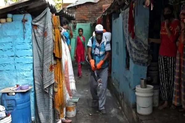 first positive case of corona found in dharavi