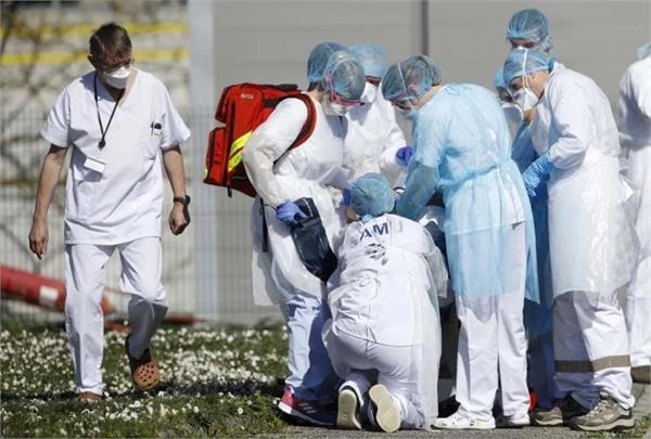 corona  italy kills 727 today and crosses 32 000 across europe