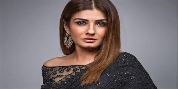 raveena tandon has become part of the know hunger campaign to help children