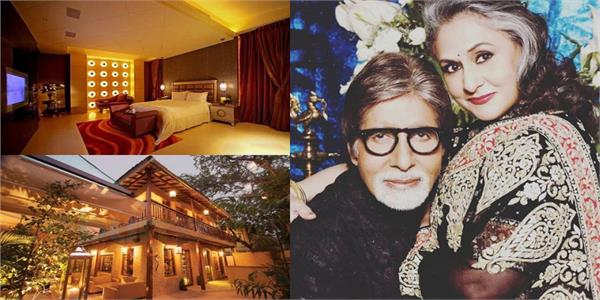 inside pictures of amitabh bachchan s house jalsa