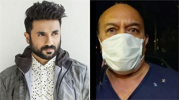 dispute between vir das and his neighbor over lockdown rule