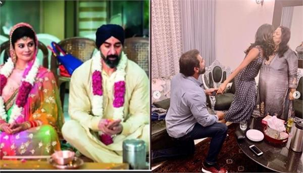 heres how nawab shah proposed to pooja batra