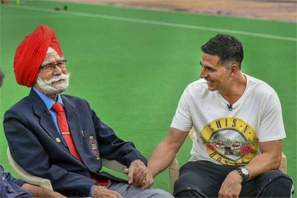 akshay kumar saddened to hear balbir singh demise news tweets