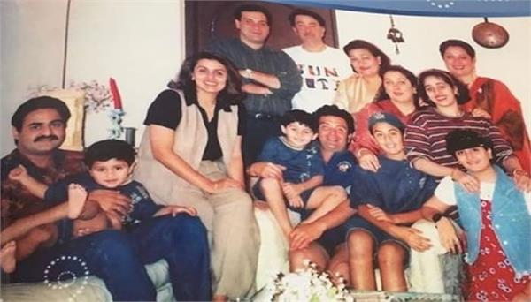 armaan jain remembers rishi kapoor with a throwback photo