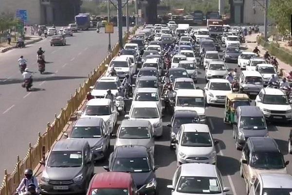 delhi ghaziabad noida traffic