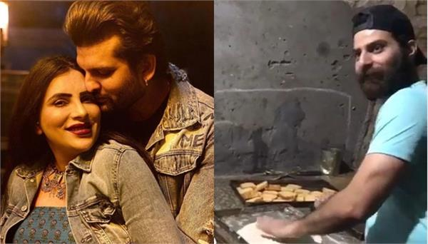 yuvraj hans shared a video on his instagram account 2