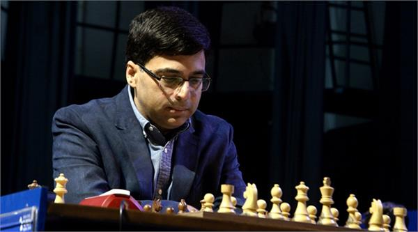anand won in just 17 moves but india could not win