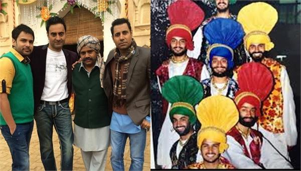 binnu dhillon and amrinder gill old memories video