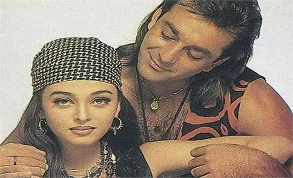 here  s sanjay dutt  s throwback interview speaking about aishwarya