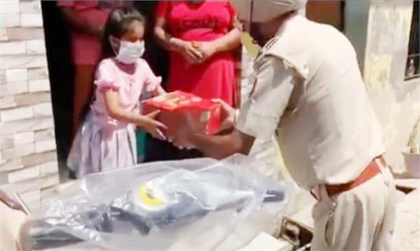coronavirus nawanshahr curfew baby birthday celebration